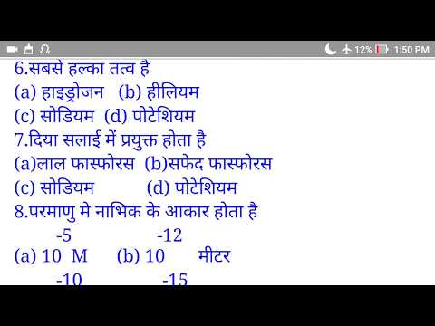 most important science gs for railway loco pilot group d etc examination