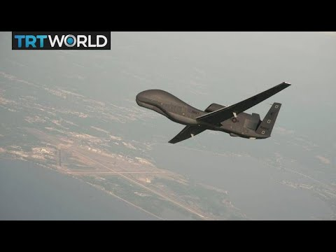 Iran state media: US drone shot down