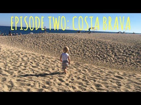 Family Travel Documentary Episode Two: Costa Brava, Spain