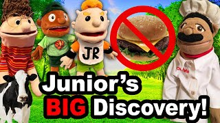 SML Movie: Junior's Big Discovery!