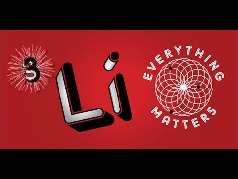 Everything Matters | Lithium | Dr. Julie Anderson | Exploratorium