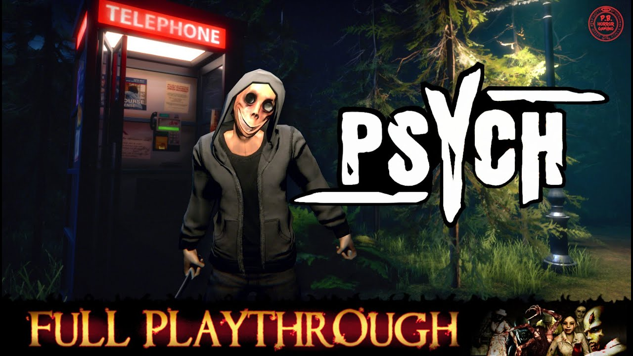 Psych | Full Game | Gameplay Walkthrough (Early Access)