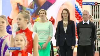 В Волгограде прошел легкоатлетический турнир на призы Елены Слесаренко