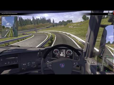 Scania Truck Driving Simulator - To be continued |