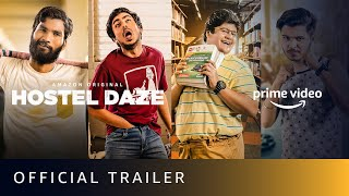 Hostel Daze Trailer | TVF's Latest Show | Watch Now on Amazon Prime Video