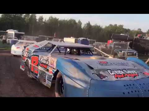 ABC Raceway Trailer