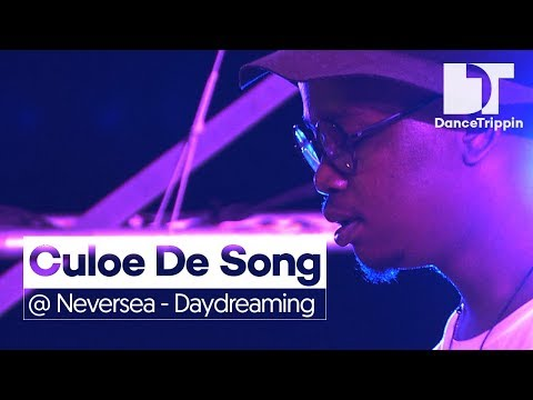 Culoe De Song on the Daydreaming Stage at Neversea Festival (Romania)