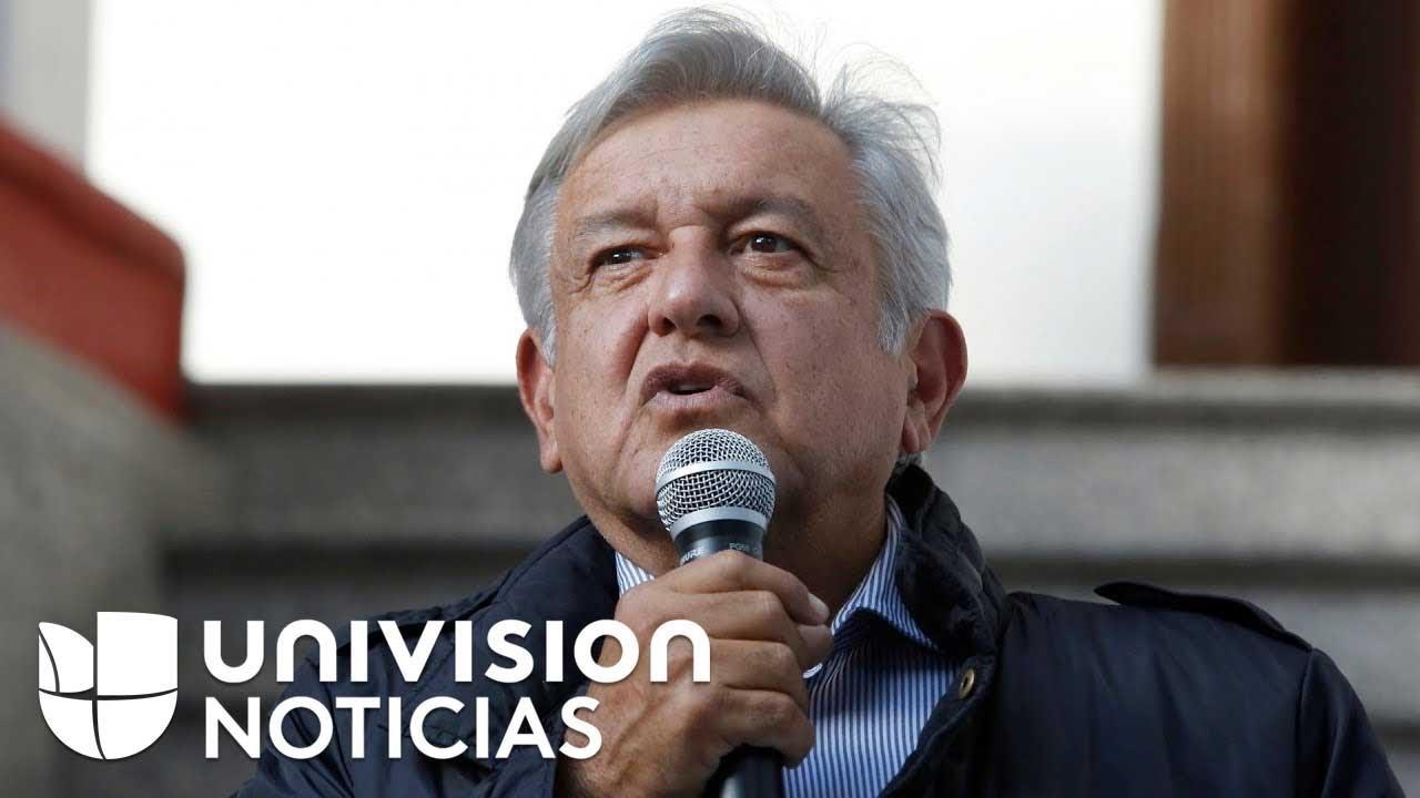 """López Obrador califica de """"vil venganza"""" la multa del INE impuesta a Morena por fideicomiso"""