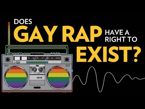 Does Gay Rap Have A Right To Exist?