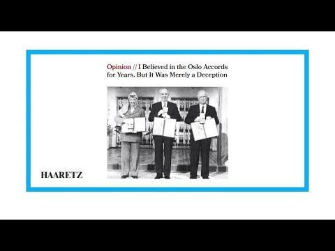 """25 ans après les accords d'Oslo, une """"éternité d'apartheid""""?"""