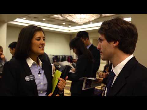 Georgetown MBA Career Center Insight