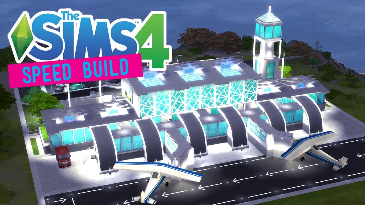 Sims  How To Build Port