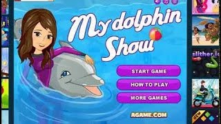 Kids Game -  Dolphin Show Games- Kids Funny Games