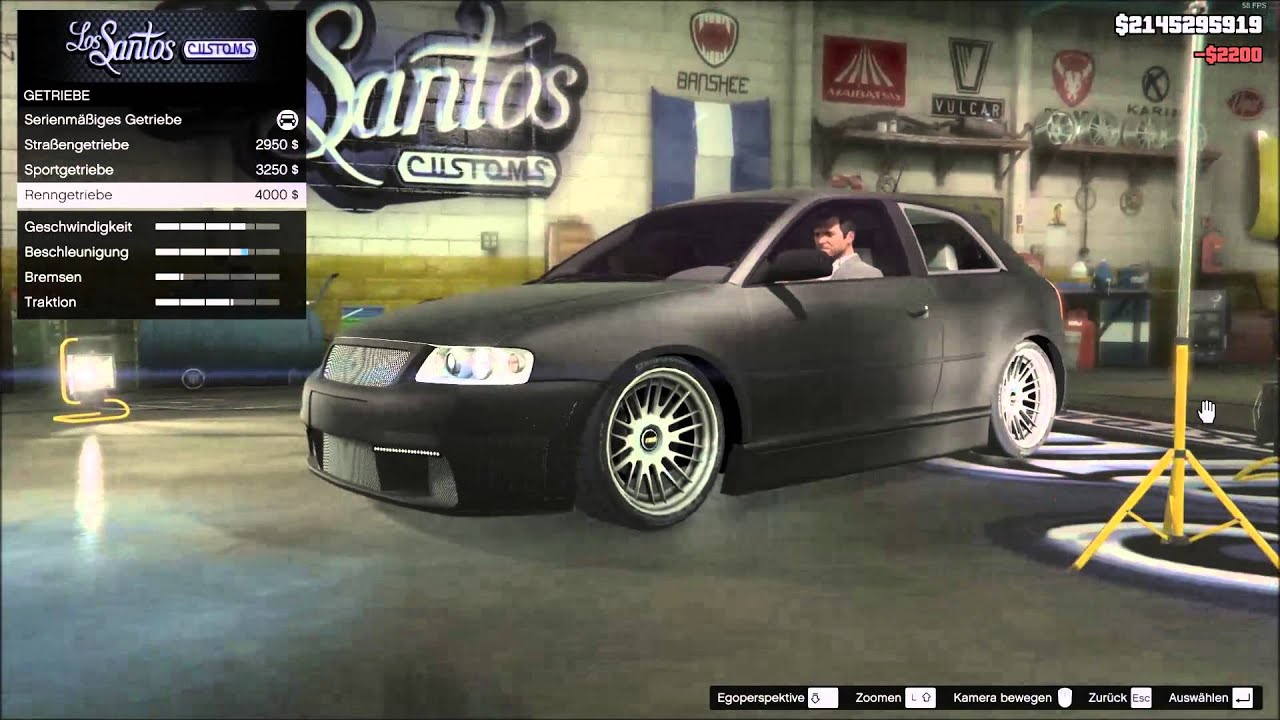 gta5 mods 011 audi s3 8l youtube. Black Bedroom Furniture Sets. Home Design Ideas