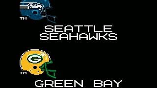 Tecmo Super Bowl 2015 - Seahawks @ Packers | 09-20-15