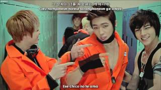 TEEN TOP - 긴 생머리 그녀 (Miss Right) [Sub español + Hangul + Rom] + MP3 Download