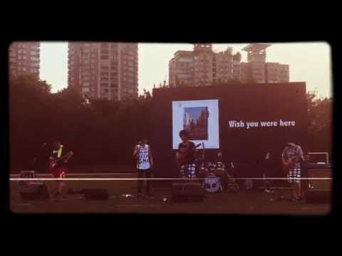 Wish You Were Here(live show at Chongqing Nankai Secondary School, China, August 13th, 2016)
