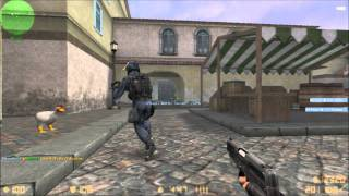 Counter-Strike Condition Zero Tour Of Duty 2 Mission 05 Italy [Expert]