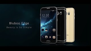 Bluboo Edge Official Introduction Video --Dual Curvy Design Android Smartphone