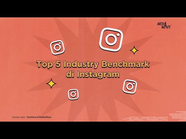 Top Industri Terpopuler Di Social Media