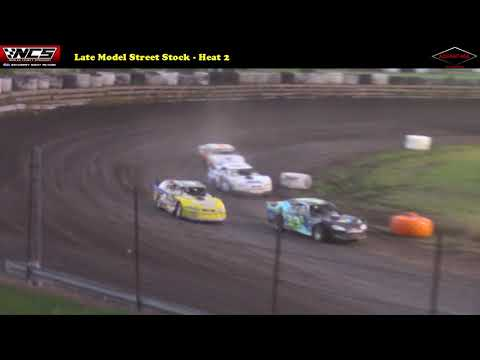 Late Model Street Stock -- 7/22/17 -- Nobles County Speedway