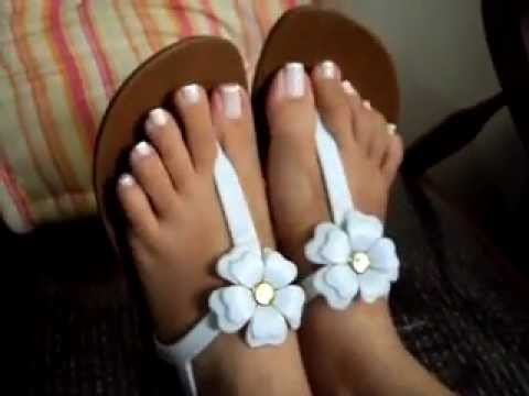 French Pedicure 3