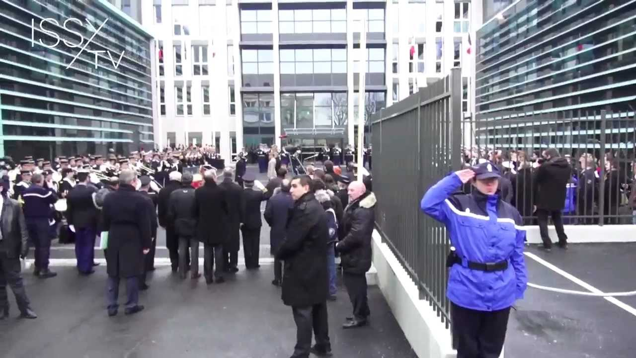 issy accueille le nouveau si u00e8ge de la direction g u00e9n u00e9rale de la gendarmerie nationale