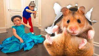 Five Kids Oh No! Got Hamster Lost   Safety Tips for Kids + more Children's Songs and Videos