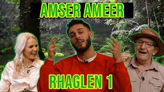 AMSER AMEER - PYTHON 24 TROEDFEDD a SEREN TIKTOK (RHAGLEN 1)