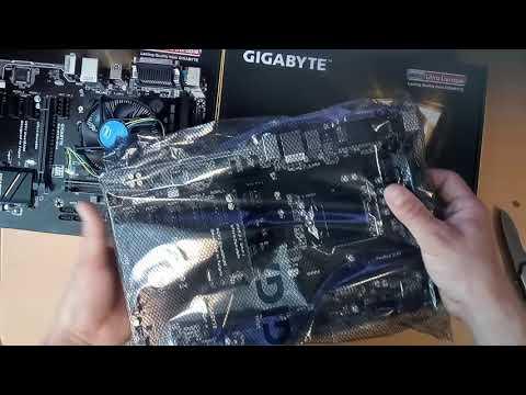Материнская плата Gigabyte GA-H110-D3A (s1151, Intel H110, PCI-Ex16)