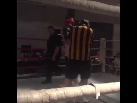 Paul Dornan v Chris Delaney