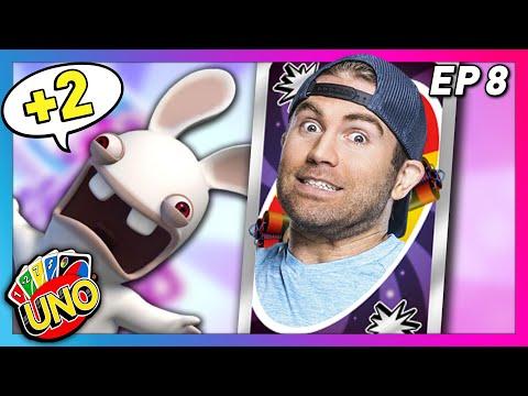 UpUpDownDown Uno #8: Tyler Breeze CHALLENGES Everything!