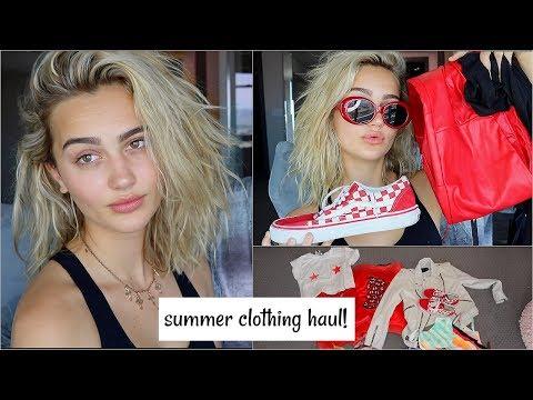 374dfc90259c HUGE Summer Clothing Haul 2017! AllSaints, Vans, and MORE | SUEDE BROOKS