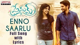 Download Hindi Video Songs - Ennosarlu Full Song with Lyrics | Premam Songs | Naga Chaitanya, Shruthi Hassan, Anupama, Madonna