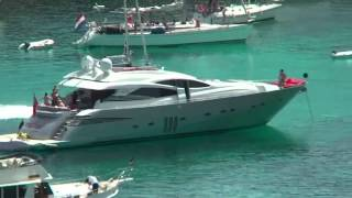 dream jetlev flying in Mallorca HD