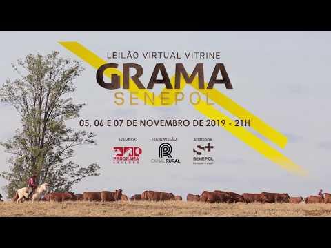 Convite 1 15s Vitrine Grama Senepol nov´19