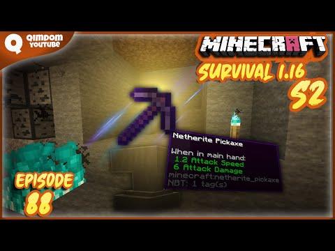 Mengupgrade Tools Netherite | Minecraft Survival Indonesia S2 Ep 88 !!!