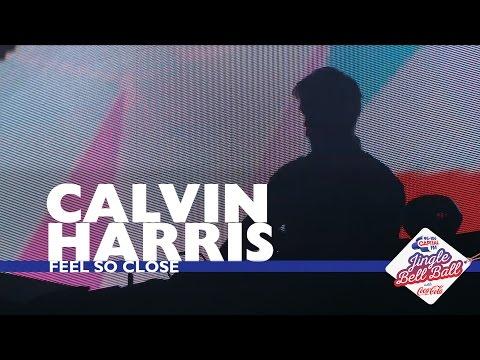 Calvin Harris - 'Feel So Close' (Live At Capital's Jingle Bell Ball 2016)
