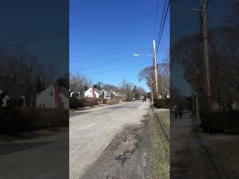 Nice sunny day, but chilly in Bellport, New York #2