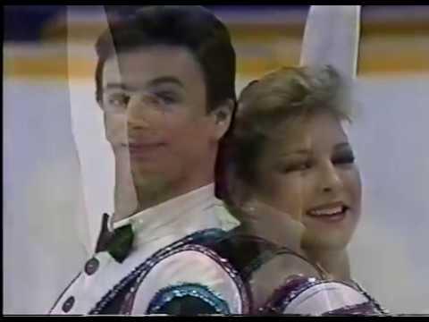 Wilson & McCall CAN  1988 Calgary, Ice Dancing, Free Dance