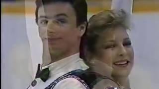 Wilson & McCall (CAN) - 1988 Calgary, Ice Dancing, Free Dance