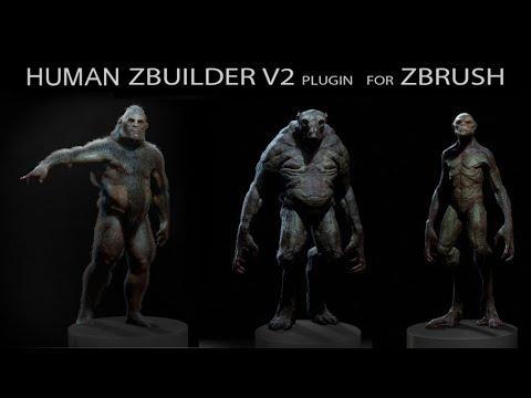 Human Zbuilder v2