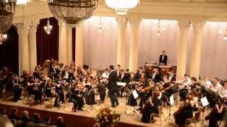 Franck C., Symphony in d-moll - Music Director Maxim KUZIN