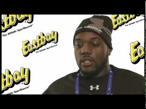 Darian Stewart - South Carolina - 2010 NFL Combine - Eastbay