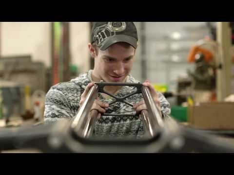 Utah Trikes - Prototipazione e manufacturing tools con stampa 3D e FDM Nylon 12CF