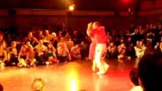Osvaldo y Coca 12-02-2012 4° Festival Misterio Tango