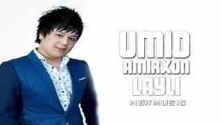 Umid Amirxon Layli new uzbek music 2014