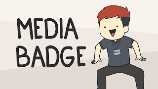 The Media Badge