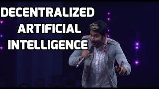 Decentralized Artificial Intelligence