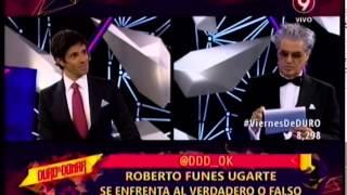VERDADERO O FALSO - ROBERTO FUNES - 27-03-15